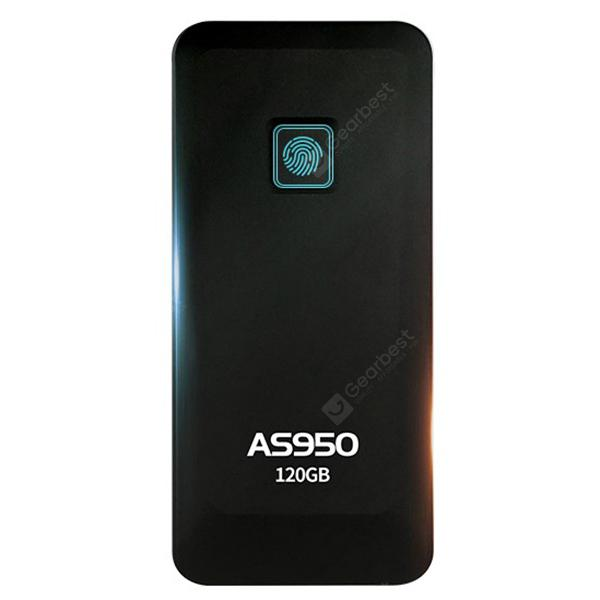 ASint AS950 Type-C Fingerprint Double En