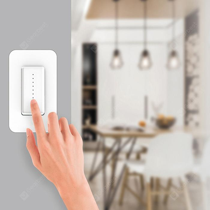 Home Smart Dimmer Switch