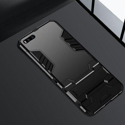 Shatter-resistant Bracket Phone Case for Xiaomi Mi 6