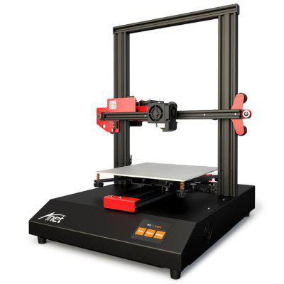 Anet ET4 Touch Control FDM 3D Printer Quick Assembly 220 x 220 x 250mm Print Area Automatic Leveling Filament Detection Offline Upgrade for Wide Applications