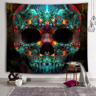 Halloween Hip Hop Printed Polyester Sanded Tapestry