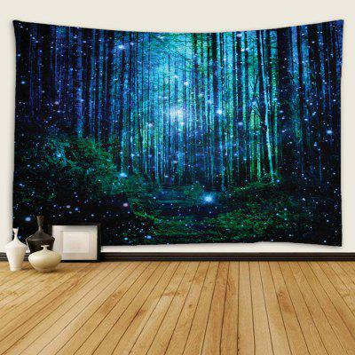 Universal Indoor Wall Decoration Polyester Printed Tapestry