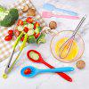 Ustensile Set Ecofriendly Colorful Silicone Cooking Tools 10Pcs - MULTI