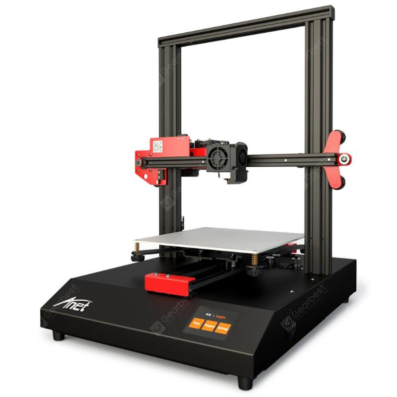Anet ET4 Touch Control 3D Printer Quick Assembly
