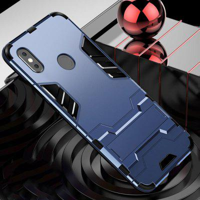 Fully Protected Drop-proof with Bracket Mobile Phone Case for Xiaomi Mi A2 Lite