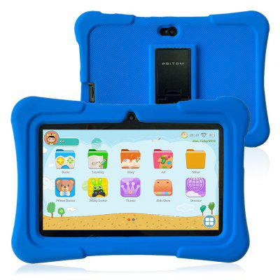Pritom K7 7,0 Zoll WiFi Kinder Tablet PC