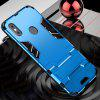 Fully Protected Drop-proof with Bracket Mobile Phone Case for Xiaomi Mi A2 Lite - SKY BLUE