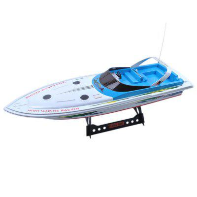 Henglong 3827 68cm 2.4G RC Racing Boat 25km / h Roeien