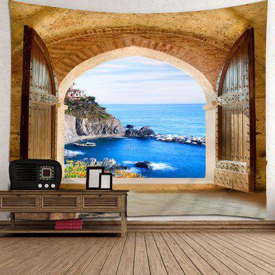 Indoor Polyester Printing Tapestry Wall Decoration