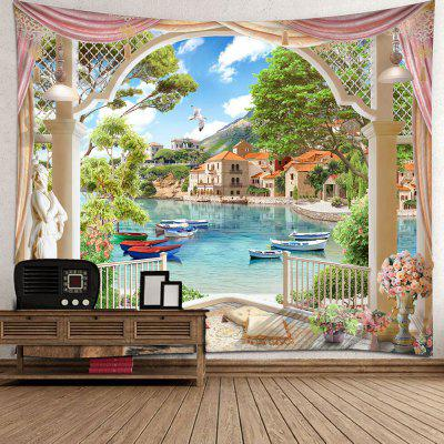 Universal Polyester Printing Tapestry Wall Decoration