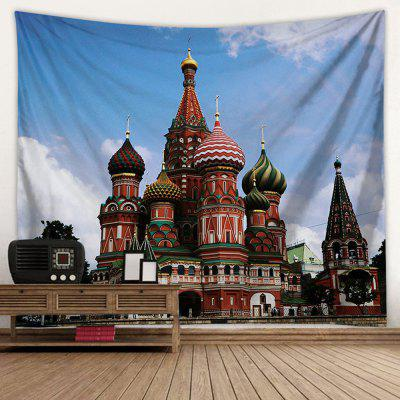 European 3D Tapestry Wall Decoration Covering Background