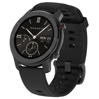 Refurbished AMAZFIT GTR 42mm Smart Watch 12 Days Battery Life 5ATM WaterproofGlobal Version ( Xiaomi Ecosystem Product )
