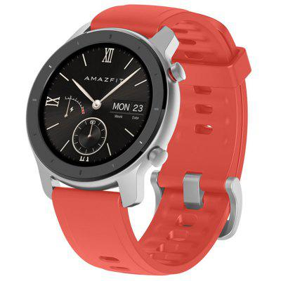 AMAZFIT GTR 42mm Smart Watch 12 Days Battery Life 5ATM Waterproof Global Version ( Xiaomi Ecosystem Product ) Image