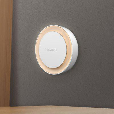 YEELIGHT YLYD10YL Round Plug Night Light