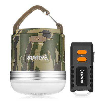 SUNREI CC3 Rechargeable Camp Lamp Emergency Lamp