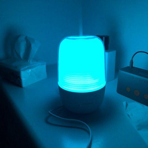 3-in-1 USB Aromatherapy Light Humidifier