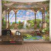 Indoor Universal Wall Decoration Polyester Printing Tapestry - MULTI-A