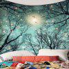 Indoor Wall Decoration Tree Branches Tapestry - MULTI-A