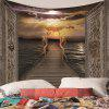 Polyester Printing Tapestry for Universal Indoor Decoration - MULTI-A