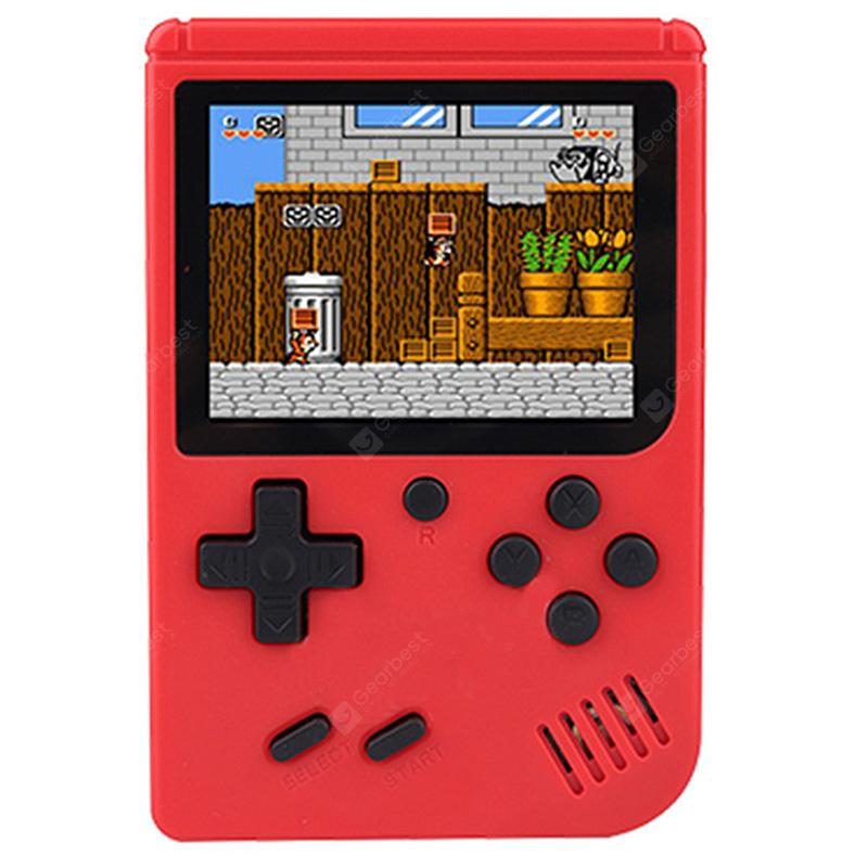 Ragebee 500IN1 3.0 Inch TFT Display 2 Player Handheld Game Console from Gearbest