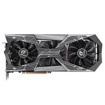 Placa de jogos colorida iGame GeForce RTX 2080 Ti Vulcan X OC