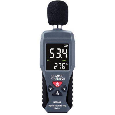 SMART SENSOR ST9604 Digital Sound Level Meter Noise Detector Monitor