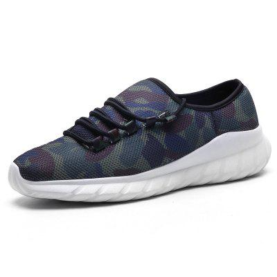 Men's Mesh Shoes Camouflage Casual Ultra Light