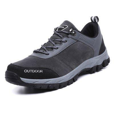 Men's Hiking Shoes Large Size Outdoor Leisure