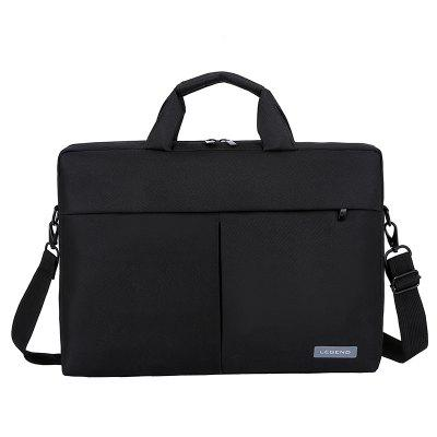 Men's One Shoulder Portable Bag Business Office Laptop