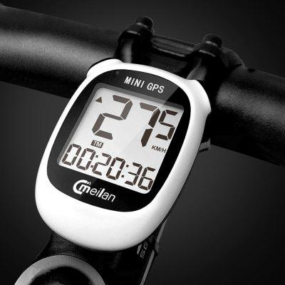 gearbest.com - Cycling Computer GPS Bike Meter Waterproof-white