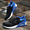 Men's Flying Woven Sports Shoes Casual - BLUE