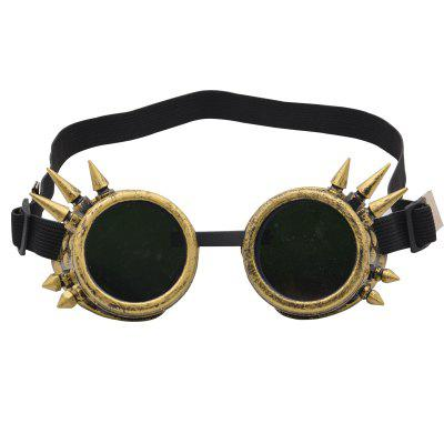 503 Motorcycle Goggles Retro Decorative Glasses
