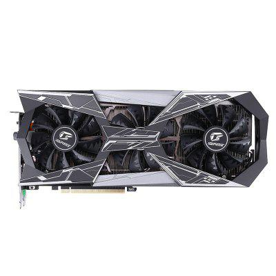 Colorido iGame GeForce RTX 2080 SUPER Vulcan X OC GDDR6 8G E-esportes Gaming Computer Graphics Card