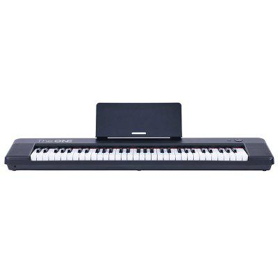 TheONE Clavier Air 61 Clé Orgue Electronique Ultra-mince et Portable de Xiaomi You Pin