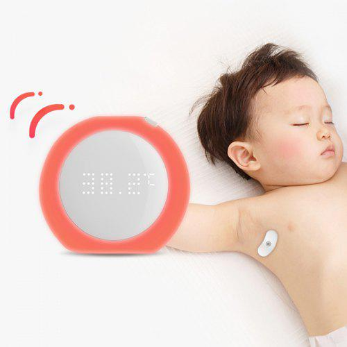 Fanmi FL - BFM001 Baby Fever Monitor Wearable Smart Thermometer