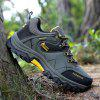 Low-top Outdoor Men's Sports Hiking Shoes Single Cotton - ARMY GREEN