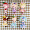 BJD Doll 1/12 Dream Fairy Tale Dolls 26 Joint Doll For Girl Gift Toys,ob11 - BLUSH RED