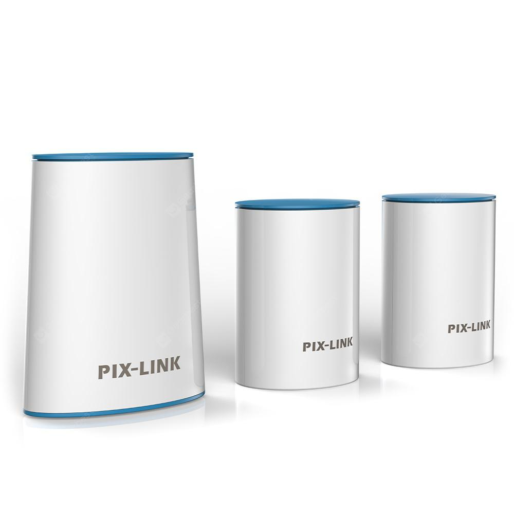 Bilikay WMS01 Pix-link Ultra-performance Whole Home Mesh WiFi System - White