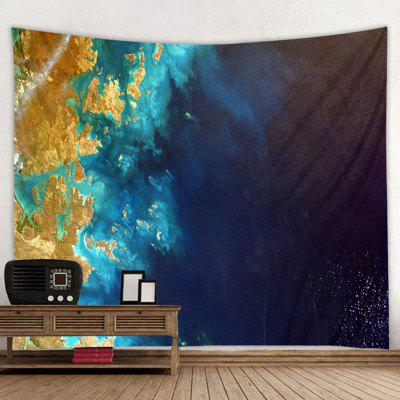 Abstract Style Digital Print Tapestry Living Room Decor Cloth