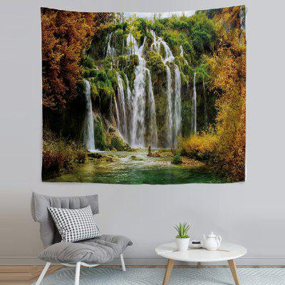 European Landscape Print Wall Decoration Tapestry Background Cloth