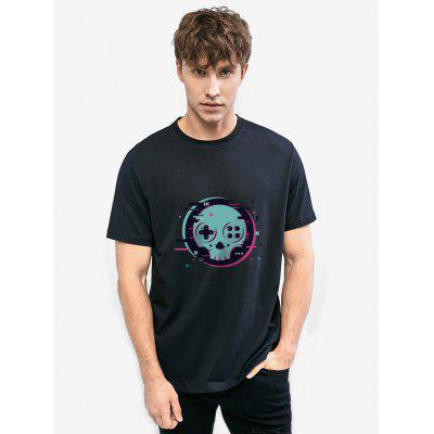 Zillife Personality Printed Unisex T-shirt