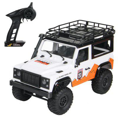 MN MODEL MN - 99 2.4G 1:12 4WD RTR Crawler RC Car