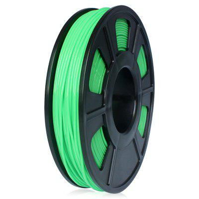 YOUSU PLA 3D-printer filament zijde 1.75mm maatvastheid +/- 0,02 mm 200g Spool