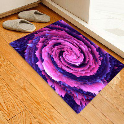 Home Fashion Vortex Pattern Mat Carpet