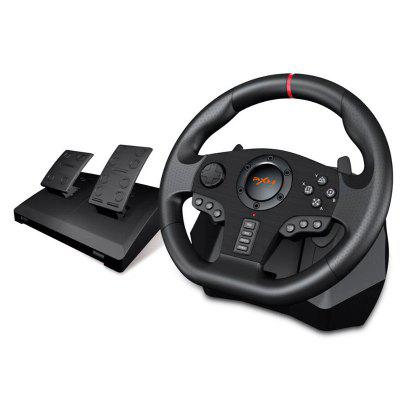 PXN - V900 900 Degree Racing Game Steering Wheel