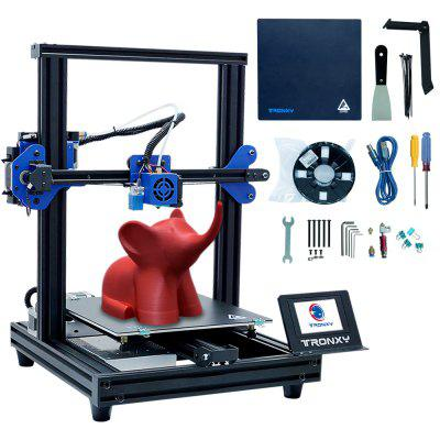 Tronxy XY - 2pro Titan Extruder Quick Assembly 3D Printer