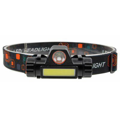 Brelong TD101 USB LED Magnetic Fishing Headlight