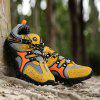 AILADUN Men's Breathable Outdoor Sports Shoes - YELLOW