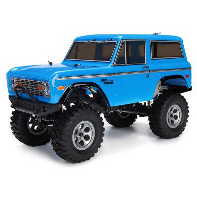 HSP RGT 136100 1/10 2.4G 4WD Racing RC Car Big Foot