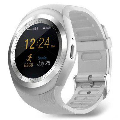 Y1 Smart Bluetooth Phone Phone Спортивные часы Smartwatch